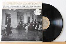 CONCIERTO EN LA CASA BLANCA 13.11.1961 / Alexander Schneider - Pablo Casals