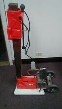 Diamond Product Drill Stand Rig / Motor 115V
