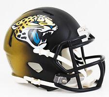 JACKSONVILLE JAGUARS NFL Riddell Speed Mini Football Helmet