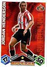 Match Attax - Jordan Henderson - 09/10