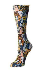 Cutieful Graduated Compression Socks - Animal Lovers