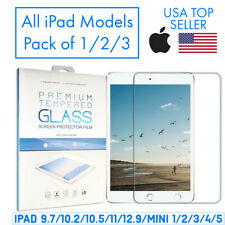 IPAD PREMIUM TEMPERED GLASS (PREMIUM QUALITY )