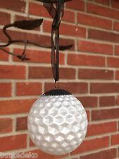 Weihnachtsbaumkugel Modell Golfball /PTMD Collection  Kugel altweiss 6 STÜCK