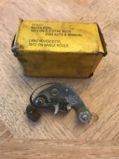 Rover 3500 3.5 Distributor Points Set Land Rover Points GL494 Lucas Points.