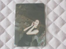 (TYPE F) JESSICA 1st Mini Album WITH LOVE, J Photocard KPOP SNSD Fly