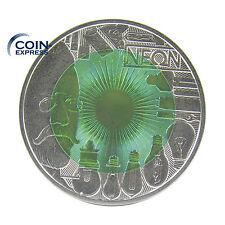 *** 25 EURO Niob Münze ÖSTERREICH 2008 Faszination Licht Austria Gedenkmünze ***