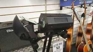 Kam Lighting Miniscan 1 Scanner Stage Disco Light - ex display (mirror jams)