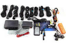Full HUD Blind Spot Detection System 8 Sensors ( 4Rear 2 Blind 2 Front Sensor )