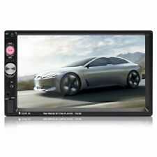 7023B 2 Din Car Multimedia Audio Player Stereo Radio 7 inch Touch Screen HD