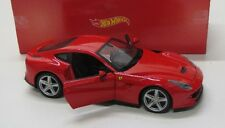 Ferrari f12 Berlinetta (2012) rojo/Hot Wheels 1:18