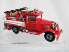 MATCHBOX YESTERYEAR FIRE ENGINE YFE06 - 1932 FORD AA