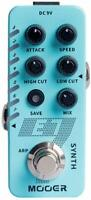 New Mooer E7 Polyphonic Guitar Synth Effects Pedal