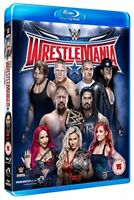 WWE: WrestleMania 32 [Blu-ray] [DVD][Region 2]