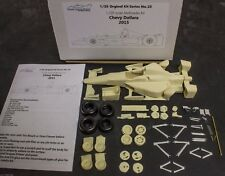 1/25 2015 Dallara Chevy DW12 Indy resin indycar model NEW Chevrolet scale kit