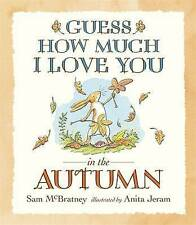 Guess How Much I Love You in the Autumn, McBratney, Sam Board book