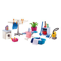 Playmobil Laundry Room Building Set 6557 NEW IN STOCK