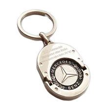 Mercedes-Benz Einkaufschip Schlüsselanhänger TGC Sprinter Viano Citan Vito LKW