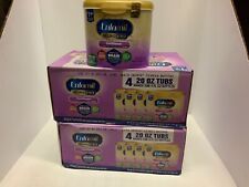 EIGHT TUBS ENFAMIL NEUROPRO GENTLEASE 20 OZ 12/2020