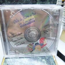 NICKEL STORE: CHILE DE NORTE A SUR EN CANCIONES (VCD4)