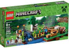 NEU LEGO® Minecraft® 21114 Die Farm NEU & OVP Steve, Skelett, Kuh, Schaf