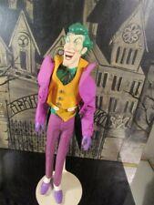 VINTAGE 1988 DC COMICS joker 15'' VINYL FIGURE BY HAMILTON GIFTS~