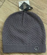 ELEMENT (BILLABONG) ~ BEANIE HAT~ KATE RANGE ~ PRUNE ~ LOVELY DESIGN ~ BNWT