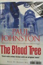 The Blood Tree by Paul Johnston: Unabridged Cassette Audiobook (L2)