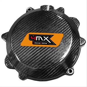 COPRIFRIZIONE CARBON CLUTCH COVER KTM SXF 250/350 16-19 EXCF 250/350 17-19