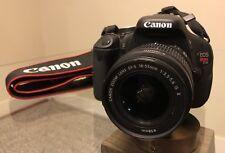 Canon EOS Rebel T3i 600D 18.0 MP Digital DSLR Camera Kit EF-S 18-55mm IS II Lens