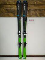 Elan Explore eRise 72 170 cm Ski +BRAND NEW Tyrolia SX10 Bindings Winter BSL