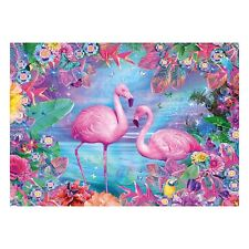 Schmidt Flamingos Jigsaw Puzzle (500 Pieces)