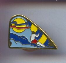 RARE PINS PIN'S .. SPORT WINDSURF PLANCHE A VOILE C.GENERAL 06  ¤6C