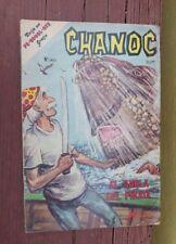 "VTG 1978 MEXICAN COMIC CHANOC # 968 ""EL ANCLA DEL PIRATA"" PARODY ED.NOVEDADES"