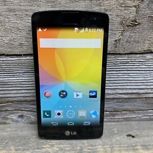 LG Tribute Dynasty 16GB, Silver,(Sprint) Good Condition  :K33