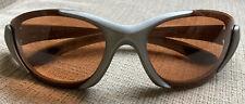 Rare Discontinued Smith Empire Graphite Green Frame Sunglasses Shades France Euc