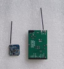 600M 2.4G Wireless Image Video AV Transmitter + 2.4G AV Receiver Module Set