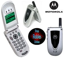 Motorola V66i Grey (Ohne Simlock) TriBand Original TOP OVP