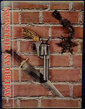 Vintage Magazine American Rifleman, APRIL 1966 !! M1 National Match .30 RIFLE !!