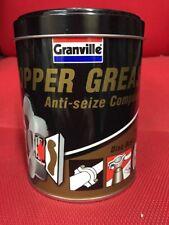 COPPER GREASE LARGE 500G TUB MULTI PURPOSE CARLUBE OR GRANVILLE COPPER GREASE