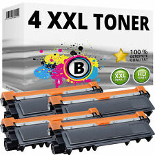 4 XXL TONER für BROTHER TN2320 HL-L2300D L2340DW L2360DN MFC-L2700DW L2720DW