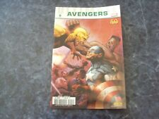 comics  ULTIMATE  AVENGERS  n° 9