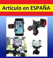 Soporte GPS 360º MOTO BICICLETA PINZA UNIVERSAL adaptador movil smartphone GPS
