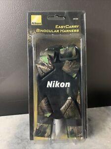 Nikon EasyCarry Binocular Harness W/Quick Release Feature CAMO