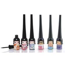 Cute Doll Black Eyeliner Liquid Eye Liner Pen Pencil Waterproof Makeup Cosmetics
