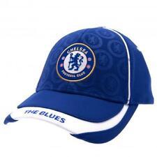 Chelsea Fc Baseball Cap Blue & White True Blues Hat Football Match Supporter Tea