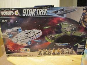 KRE-O Star Trek Klingon Starfleet Attack Kreo A4879 Factory Sealed NEW