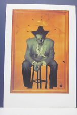 Insomnia Prints by Phil Hale 5 Prints Shrink Wrapped to Fome Core. Stephen King