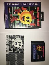 MS PAC-MAN - SEGA MEGA DRIVE GAME - BOXED & COMPLETE WITH MANUAL