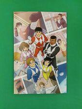 Go Go Power Rangers: Back to School #1 1:10 Gurihiru  Variant