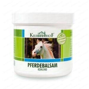 Krauterhof Massage Gel with Arnica Horse Chestnut Joint Muscle Pain Choose Size